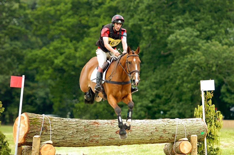 Ross Millar Jumping Clinic Wednesday 17th April